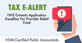 hhs-extends-application-deadline-for-provider-relief-fund-tax-ealert
