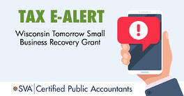 tax-ealert-Wisconsin-Tomorrow-Small-Business-Recovery-Grant