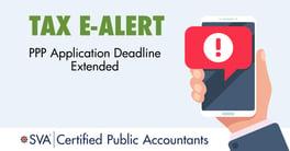 tax-ealert-ppp-application-deadline-extended